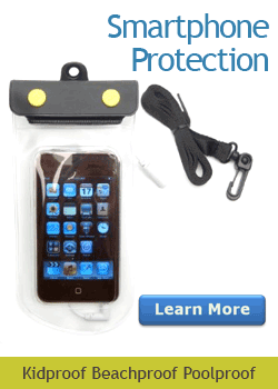 link to iPhone waterproof case
