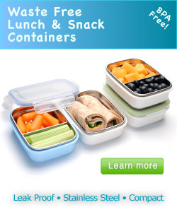 link to steeltainer food containers on GoGreenInStages.com