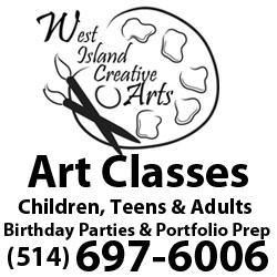 link to West Island Arts